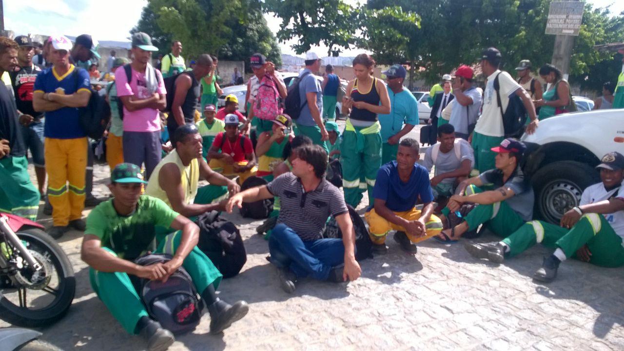 Sergipe – Coleta de lixo fica prejudicada em Aracaju devido a ...