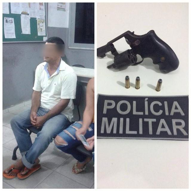 Sergipe – Homem é detido por porte ilegal de arma de fogo – A8 ...