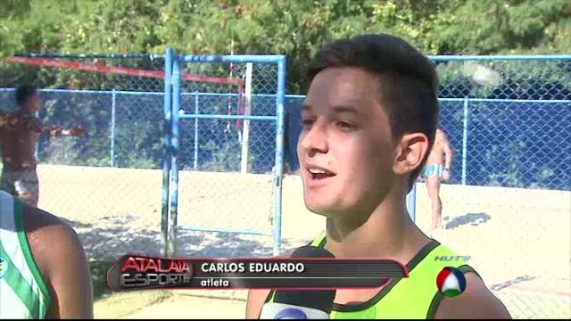Atalaia Esporte – Meninos do vôlei de praia intensificam os treinos ...