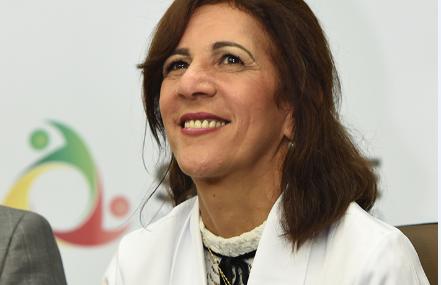 Conceição Mendonça assume Secretaria de Estado da Saúde