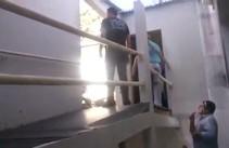 Acompanhe o momento da chegada dos presos em operação da PC