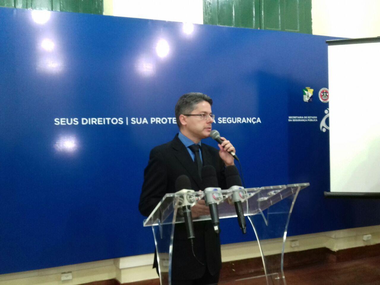 Sergipe – Delegado geral faz pronunciamento sobre homicídio que ...